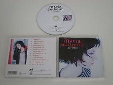 MARIA SOLHEIM/BAREFOOT(STRANGE WAYS RECORDS WAY 196) CD ALBUM