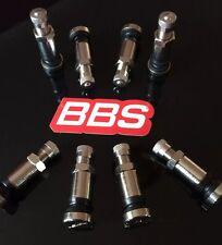 BBS O.Z inoxydable pneu Valves 8 mm Genuine Brand New 42 mm Tall RS RM RC RX RF