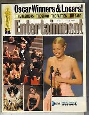 GWYNETH PALTROW Entertainment Weekly Magazine 4/2/99 OSCAR WINNERS & LOSERS