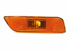Volvo S80 (1999-2006) NEW! Right Side Amber Bumper Light Lens Reflector 9188264