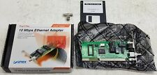 Unex 10 Mbps Ethernet Adapter NeNIC.NOS New Old Stock.Token Ring.Boxed.Rare.ISA