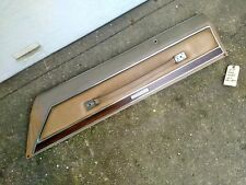 1974 Buick Electra 225 Limited Coupe Passenger Door Upper Trim Pad Panel   VGC
