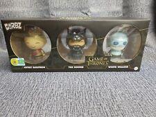 Game of Thrones Joffrey Hound White Walker FUNKO DORBZ GOT SDCC 2016 Exclusive