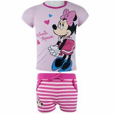 Disney Mickey Mouse 3 teiliger Anzug 2 Varianten Gr 68-86 NEU