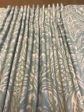 iliv Hathaway (William Morris Style) Hand Sewn Curtains Made To Measure 5 Cols