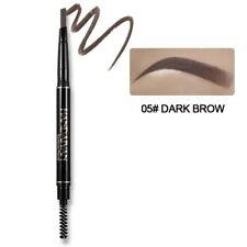 """Handaiyan Double Ended Waterproof Eyebrow Pencil - Comb & Paint - """"DARK BROWN"""""""