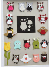 Owl punch Metal Cutting Dies Stencils for DIY Scrapbooking DIY Paper Cards Craft