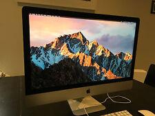 """iMac 27 inch Late 2012 3.4GHz i7 24gb RAM 2TB SSD 27"""""""