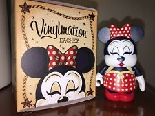 Disney Vinylmation Minnie Mouse Eachez 2017