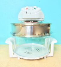 Rosewill R-HCO-15001 Infrared Halogen Convection Oven with Stainless Steel Ring,