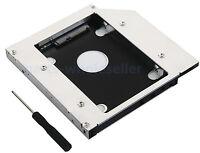 2nd Hard Drive HDD SATA Caddy For Fujitsu lifebook T900 T901 E751 E752 E781 E782