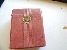 Vintage 992 Hamilton 21 Jewels Railway Special Bakelite  Watch Box Case