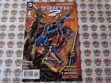 Earth 2 (2012) DC - #1, 1:25 Bryan Hitch Variant CVR, Robinson/Scott, VF-