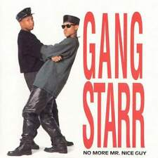 GANG STARR No More Mr. Nice Guy WILD PITCH LP SEALED New