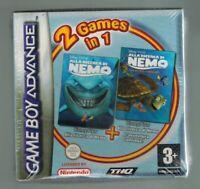 Game Boy Advance - Alla Ricerca di Nemo 1 e 2 - 2 Games in 1