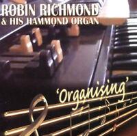 Robin Richmond and His Hammond Organ : Organising CD (2009) ***NEW***