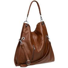 CASPAR TS561 Damen Tasche Handtasche Schultertasche Umhängetasche Messenger Bag