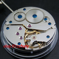 p439-a,Asian 17 Jewels hand winding 6498 watch movement fit Parnis watch