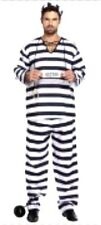 Adult Male Prisoner Costume