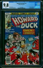 Howard the Duck #13 CGC NM/M 9.8 White Pages