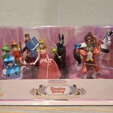 60th Anniversary Disney Sleeping Beauty Figurine Playset - New Sealed