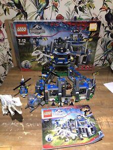 LEGO Jurassic World 75919 Indominus Rex Breakout With Box