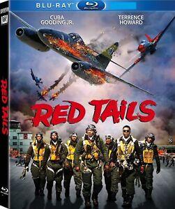Red Tails (Cuba Gooding Jr) Blu-ray Region B