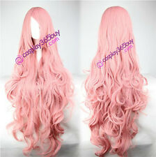 vocaloid Megurine Luka cosplay wig long curly wig anime wig general curly wig