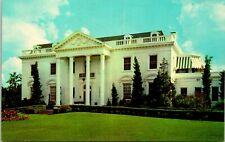 Baton Rouge LA Governor's Mansion Postcard unused (13085)