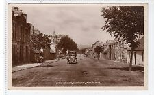 HIGH STREET, EAST END, ABERLOUR: Banffshire postcard (C18504)