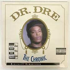 DR. DRE – THE CHRONIC 2X VINYL LP REMASTERED REISSUE (SEALED) Ft. Snoop Dogg