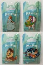 Genuine Disneyland Paris Disney Parks Peter Pan Pins - 2019 Collection Set