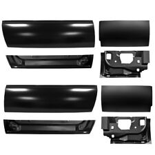 99-15 KIT Ford Super Duty SuperCab Lower Door Skin & Inner Bottoms, Front & Rear