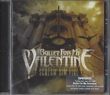 BULLET FOR MY VALENTINE / SCREAM AIM FIRE * NEW CD 2008 * NEU *