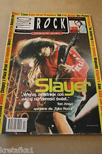 Tylko Rock 2/1999 Marilyn Manson, Slayer, Iron Maiden, Portished,Sex Pistols