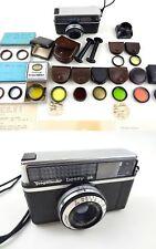 VTG Voightlander Camera Lenses Filters Lot Rollei Hood Ecran Omag Carl Zeiss Set