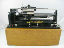 Antike Diktiermaschine Stenophon Van Erk&Co Aufnahme Wiedergabegerät 1928 110 V