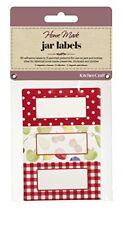 Kitchen Craft - Etichette adesive per Barattoli di marmellata in Vetro 3