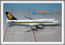 "BigBird 1:400 Singapore Airlines Boeing 747-300 ""Big Top - N116KB"" BB4-2016-001B"