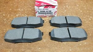 Toyota Tundra 2007-2017 Rear Genuine Ceramic Brake Pads w/o Shims 04466-AZ108
