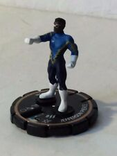 HeroClix COLLATERAL DAMAGE #204 JEFFERSON PIERCE LE GOLD RING RARA DC