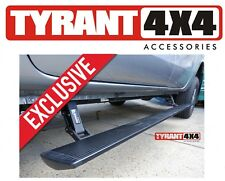 Holden Colorado 7 2013+ Eboard Retractable Power Boards Side Steps Running LTZ