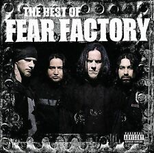 The Best of Fear Factory [PA] by Fear Factory (CD, Sep-2006, Roadrunner Records)