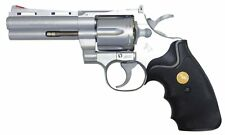 Japan shipped Crown Model Hop Up Air Revolver No13 Colt Python 357Magnum 4 inch
