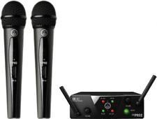 AKG WMS40 MINI 2 Vocal Set (ISM2 / ISM3 - 864.375 MHz / 864.850 MHz)