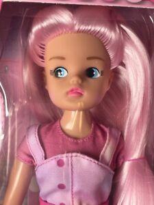 Stylist Salon Sindy 2021 Kid Kreations pink hair fashion doll NRFB overseas ship
