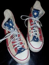 CONVERSE Vintage 1990s Collectable USA Flag Converse 6