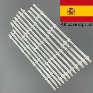 "12pcs TV Tiras de LED para LG 47"" TV 47LN5700-UH 6916L-1174A 1175A 1176A 1177A"