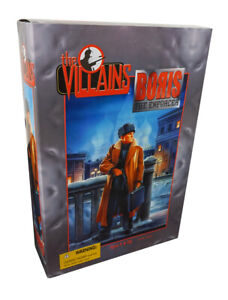 The Villains Boris the Enforcer 12 inch Action Figure & Accessories - New in Box