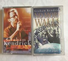 Lot of Graham Kendrick Praise and Worship audio tapes OOP